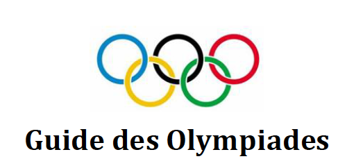 Guide des olympiades 2019